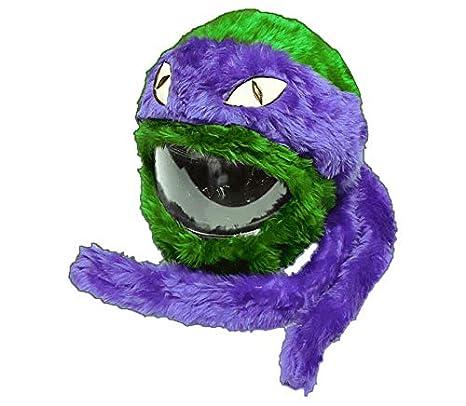 Amazon.es: Cubre Casco Donatello, Funda para Casco de Moto
