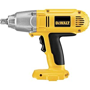 DEWALT Bare-Tool DW059B 1/2-Inch 18-Volt Cordless Impact Wrench (Tool Only, No Battery)
