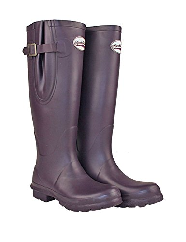 standard Calf women's wide Grape Fit wellingtons Purple and Rockfish Adjustable BgwFqEU