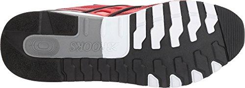 Brooks Heritage Hombres Regent Haute Red / Black 12 D Us