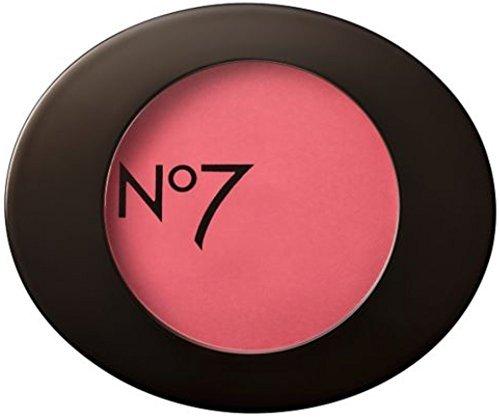 - No7 Powder Blusher 3g Peach Velvet by No7