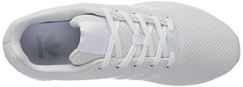 adidas Zx Flux J, Zapatillas Unisex Niños blanco
