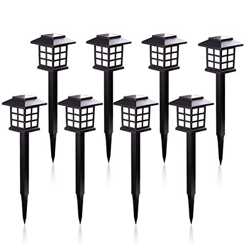 Japanese Garden Solar Lights in US - 1