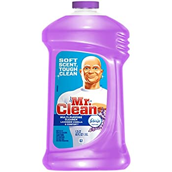 Amazon Com Fabuloso Multi Use Cleaner Lavender 3 169 Oz