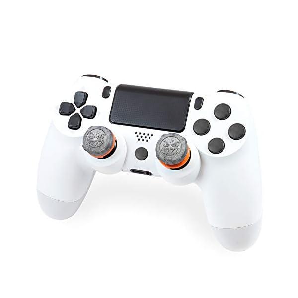 KontrolFreek Call of Duty: Black Ops 4 Grav Slam for PlayStation 4 (PS4) Controller | Performance Thumbsticks | 1 High… 2