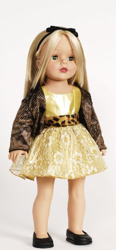 Issac Mizrahi Loves Cutie  18/'/' Madame Alexander Doll New