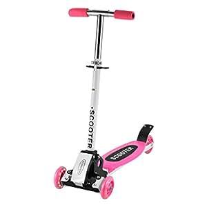begorey Mini Scooter Patinetes para Niños Niñas De 3-12 Años ...
