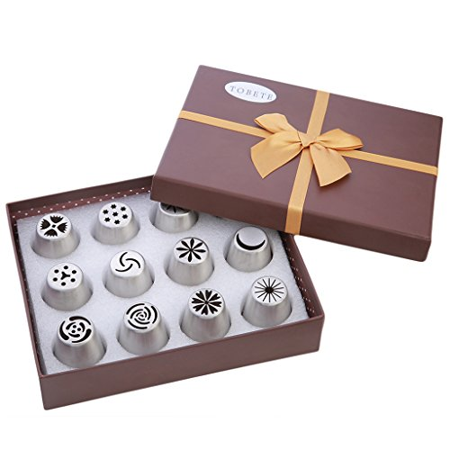 tobete-cake-decorating-tips-kits-stainless-steel-sugar-craft-nozzle-piping-tips-icing-set-tools
