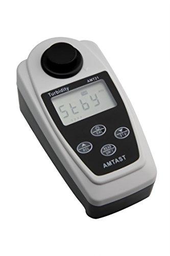 AMTAST Portable Turbidity Meter Kit Handheld