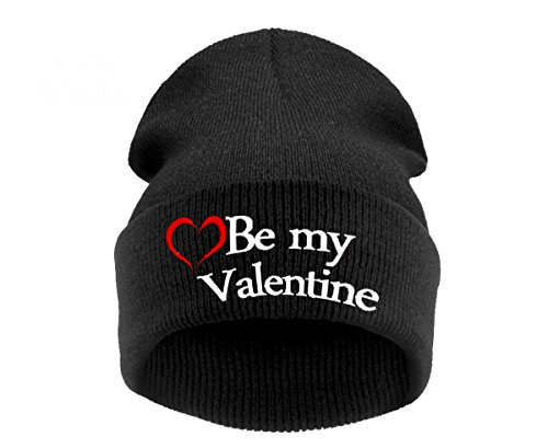 Bonnet Be Black Homme My Noir Universelle Valentine Taille 4sold qHTCdq