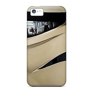 New Fashion Premium Tpu Case Cover For Iphone 5c - Trooper