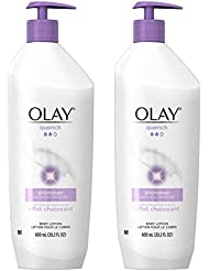 Olay Quench Plus Shimmer Body Lotion 20.2 oz. pump (...