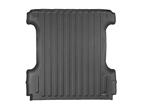 WeatherTech 3TG07 TechLiner Tailgate Liner, Black (Weathertech Mats Bed)
