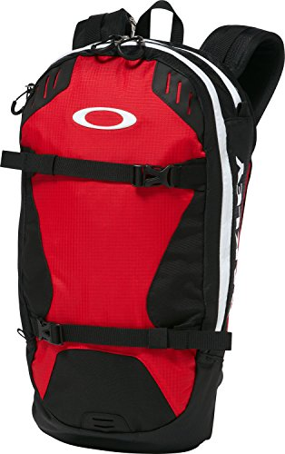 Oakley Men's Rafter 12 Ski/Snowboarding Pack, Red Line, O...