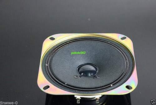 FidgetFidget Speakers 1pcs 4' inch 102mm Full-Range Loudspeaker 3.2 Ohms 2.5 Watts Foster