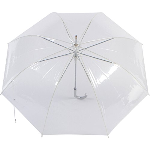 Cloak Umbrellas Auto Open Clear Umbrellas, 46'' ARC by Cloak Umbrellas (Image #2)