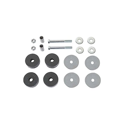 MACs Auto Parts 48-37964 -76 Pickup Radiator Support To Frame Pad Kit by MACs Auto Parts