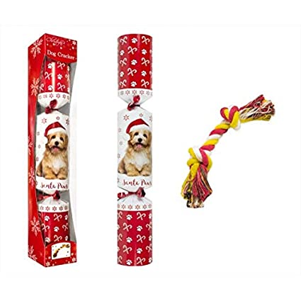 Christmas Crackers Cartoon.Christmas Crackers Luxury Dog Cracker Pet Cartoon Xmas Crackers For Dogs Party Xmas Decorations Christmas Decorations Pet Toys Pet Christmas Toys Rope