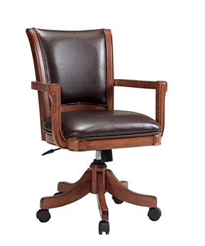 Hillsdale Park View Caster Chair, Medium (Birch Traditional Chair)