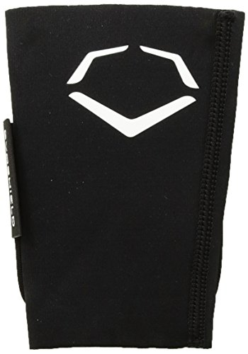 Wilson Sporting Goods Evoshield Protective Playcall Wrist Guard, Black, Large/X-Large