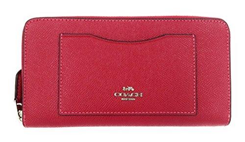 Coach Women's Accordian Zip Wallet F54007
