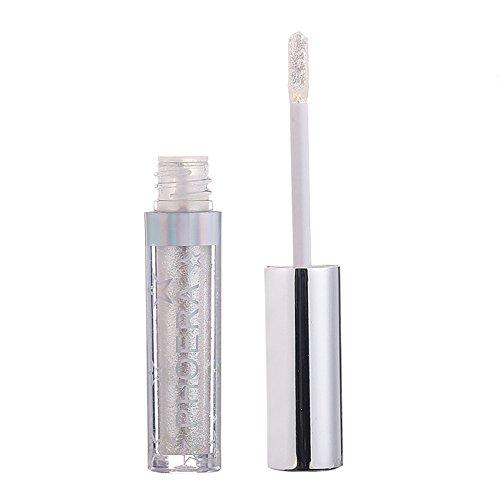 Creamy Long Sleeve Tee - Respctful✿ Glimmering Liquid Metallic Foil Eyeshadow, Waterproof Creamy Eye Gloss Makeup Kit Matte Eyeshadow