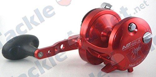 Avet MXL6/4 MC Raptor Red Lever Drag Conventional Reel