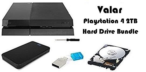 Valar DIY 2TB PS4 Slim HDD Upgrade Kit