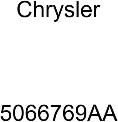Genuine Chrysler 5066769AA Engine Exhaust Valve
