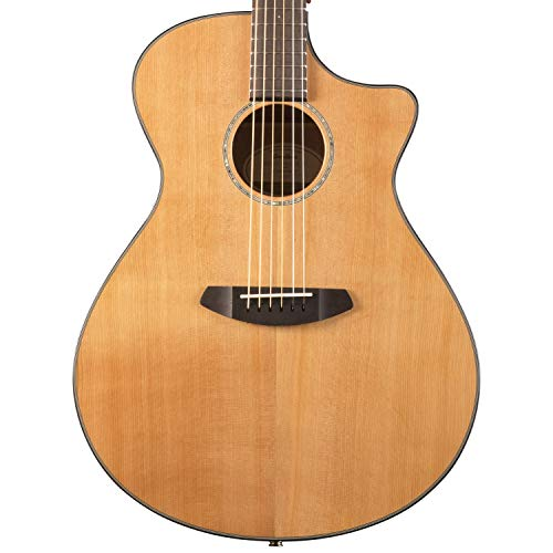 (Breedlove 6 String Acoustic-Electric Guitar Right (PSCO01CERCMA)