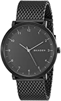 Skagen Men's SKW6171 Hald Stainless Steel Watch