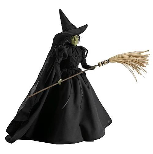 Tonner Wizard Of Oz Dolls (Margaret Hamilton As The Wicked Witch, Wizard of Oz by Tonner Dolls)