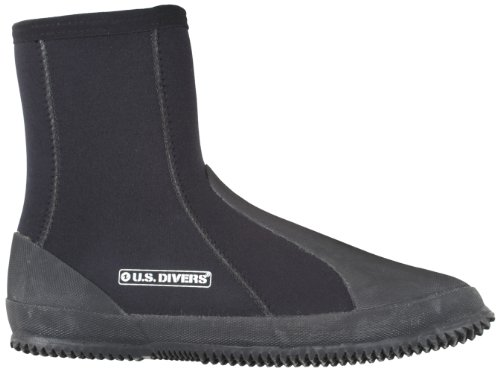 U.S. Divers 5mm Comfo High Cut Snorkling and Diving Boot (Size 9)