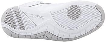 Reebok Men's Royal Bb4500h Xw Fashion Sneaker, Whitesteel, 10.5 4e Us 2