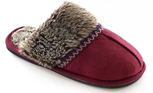 SlumberzzZ - Zapatillas de estar por casa de Material Sintético para mujer Morado - morado