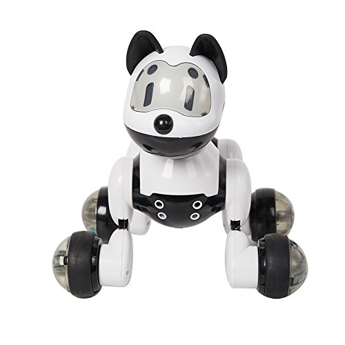 Nice COLORTREE Sensible Canine Digital Pet Academic Youngsters's Toy Dancing Robotic Electrical Canine  Evaluations