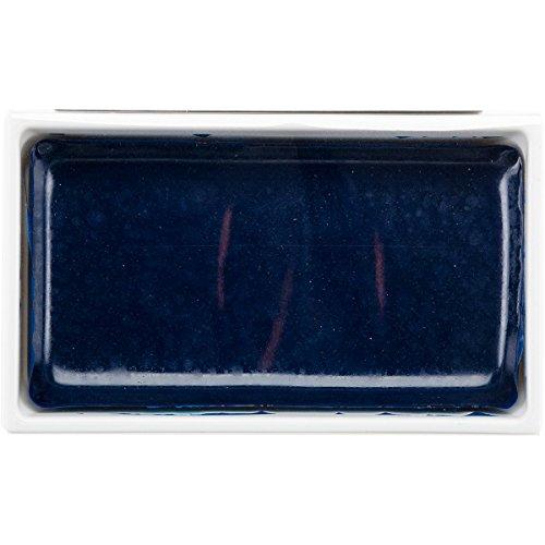 Zig MC21-62 Cobalt Blue Kuretake Gansai Tambi Single Color Pan (5 Pack)