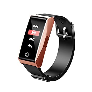 Hangang Montre Connectée Bracelet Connectée Fitness Tracker dActivité Cardiofréquencemètre Etanche IP67 Smartwatch Cardio Podomètre