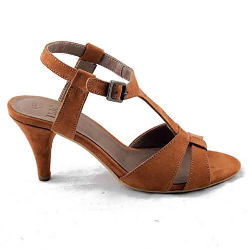 NAE Bona - Damen Vegan Sandalen Nae Vegan Shoes