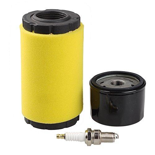 HIPA 793569 793685 Air Filter/Pre Filter Tune-Up Kit for Briggs & Stratton Intek Series 20-21 Gross HP Lawn Mower Tractor (Briggs And Stratton Intek 20 Hp Air Filter)