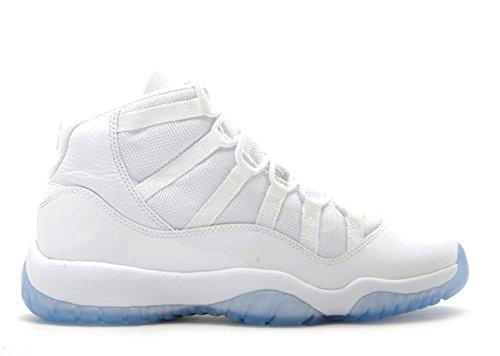 AIR Jordan 11 (GS) '25TH Anniversary' - 378038-101 - Size 4 by NIKE