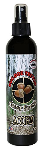 Acorn Cover Scent – 8 oz Acorn Cover Scent Eliminator by Buc-Doe Tector Outdoors LLC'