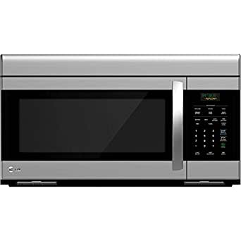 LG LMV1683ST1.6 Cu. Ft. Stainless Steel Over-the-Range Microwave