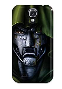 Durable Doctor Doom Back Case/cover For Galaxy S4