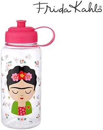 Sass & Belle Wasserflasche Kahlo, Mehrfarbig, Einheitsgröße