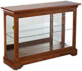 Product review for Howard Miller Burrows Curio/Display Cabinet