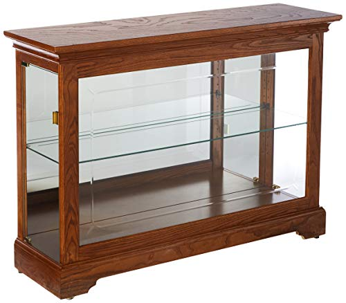 (Howard Miller Burrows Curio/Display Cabinet)
