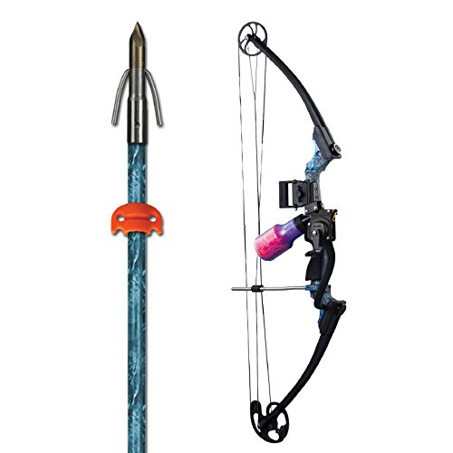 AMS JR Hawk Bow Kit in Koi Carp Camo LH