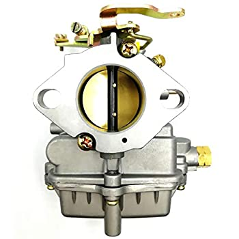 Image of Carburetor forFord 1957 1960 1962 Six Cylinder (6CYL) 144 170 200 223,Autolite 1100,1 Barrel Holley 1904 1920 1940,Carter BBR1 BBS B&B RBS Carburetors