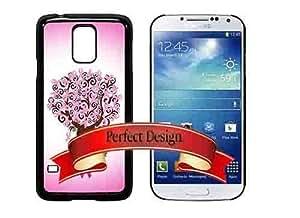 Breast Cancer Ribbon Tree Galaxy S5 Phone Case